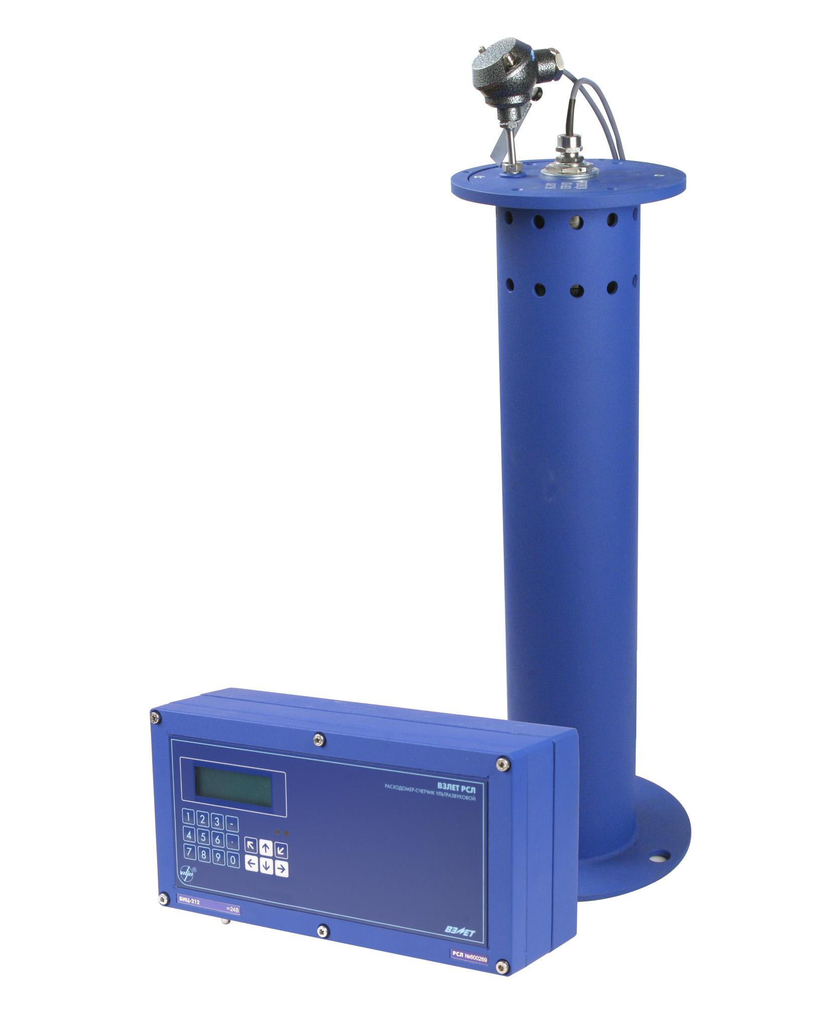 Взлет РСЛ - РСЛ -212 - расходомер - счетчик ультразвуковой для безнапорных